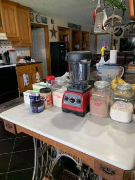 kitchensmoothiestation